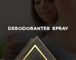 Desodorantes en spray
