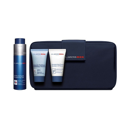 Cofre Clarins Men Revitalizing Rostro
