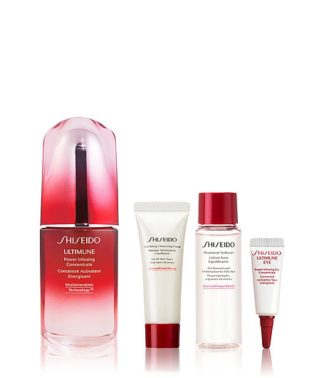 Cofre Ultimune Power Infusing Concentrate Rostro