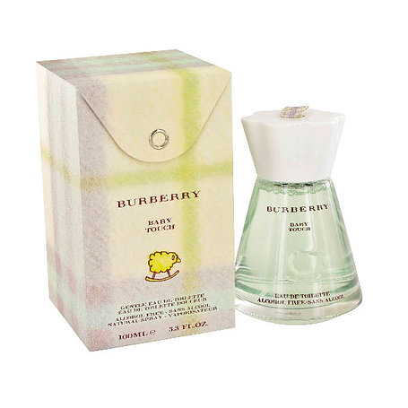 Baby Touch Sans Alcohol  EDT