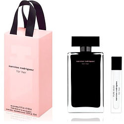 Cofre Narciso rodriguez For Her EDT + Pure Musc