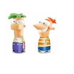 Phineas And Ferb Gel De Baño
